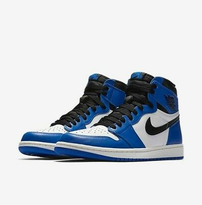 Nike Air Jordan Retro 1 High OG Game Royal Blue 555088-403 Mens Sizes 8c4738df2