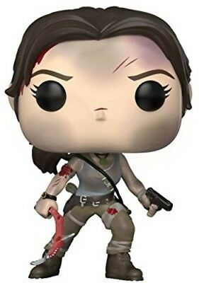 Tomb Raider - Lara Croft - Funko Pop! Games: (2018, Toy NEUF)