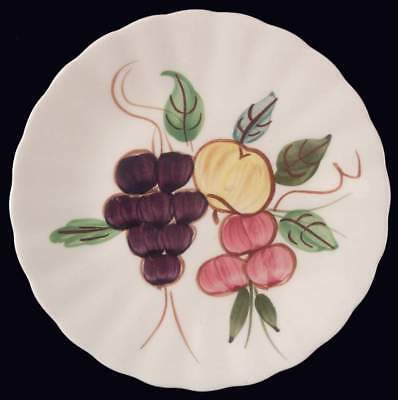 Blue Ridge Southern Pottery FRUIT PUNCH Bread & Butter Plate 1148185