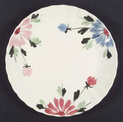 Blue Ridge Southern Pottery MARDI GRAS (COLONIAL) Luncheon Plate A 885208