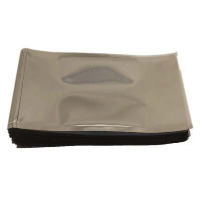 8 x 12CM - ANTI-STATIC BAG HEAT-SEALABLE EASY TEAR OPEN TOP -1,5,10,20,50,100pcs