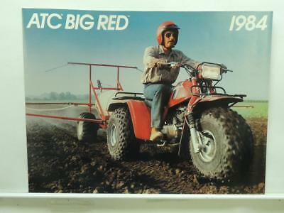 honda 1984 atc 200es big red owner manual 84 29 95 picclick rh picclick com 1984 ATC 200ES Big Red Big Red 1981