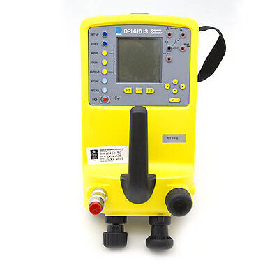 GE Druck DPI610S-PC-300-G Intrinsically Safe Portable Pneumatic Calibrator