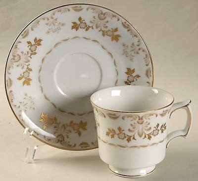 Harmony House CLASSIQUE GOLD Cup & Saucer 205007