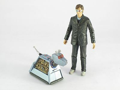Doctor Who David Tennant 10th Doctor & K9 BBC Action Figure