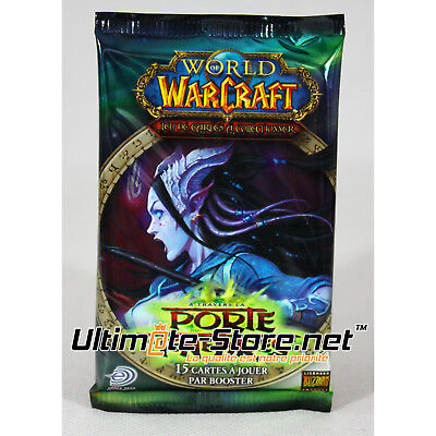 Booster WoW World of Warcraft A Travers la Porte des Ténèbres Neuf