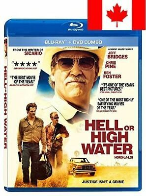 Hell or High Water [Bluray + DVD] [Blu-ray] (Bilingual)