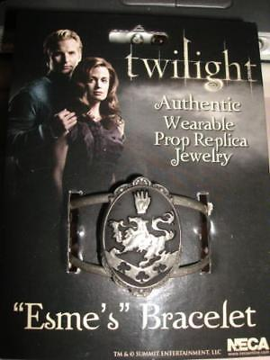 TWILIGHT - Esme's Bracelet Jewellery Prop Replica (NECA) #NEW