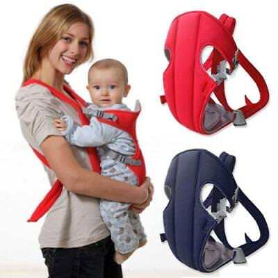 Multi-purpose Infant Baby Carrier Backpack Mom Front Back Carry Sling Seat Bag