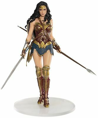 DC Justice League Wonder Woman Movie Statue Figure Sculpture 1:10 Scale Display