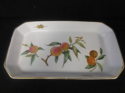 Royal Worcester Evesham Oven To Tableware Large Serving Dish ... & ROYAL WORCESTER. Evesham. Oven To Tableware - £5.00 | PicClick UK