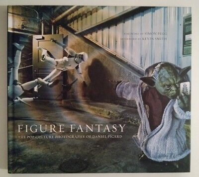 Figure Fantasy ** The Pop Culture Photography Of Daniel Picard **neuf (Star Wars