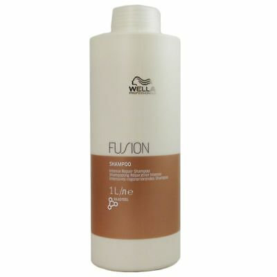 Wella Fusion Intense Repair regenerierendes Shampoo 1000 ml