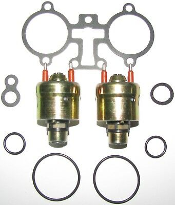 Set of Two FACTORY REMAN TBI Injectors 1987-93, 7.4L Chevy, GMC (454), # 5235231