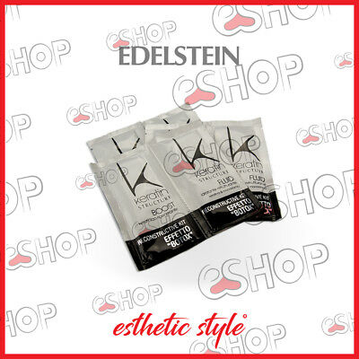 Edelstein Keratin Structure Kit Reconstructive Boost + Fluido