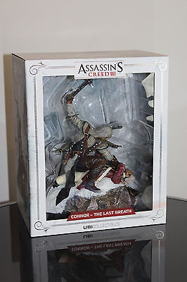 Assassin's Creed - Conor the Last Breath Figur mit OVP *Ps3 4 Merchandising*