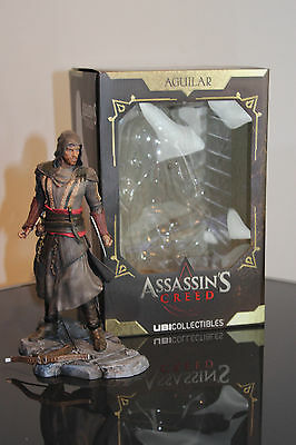 Assassin's Creed - Movie Aguilar Figur mit OVP *Ps3 4 Merchandising*