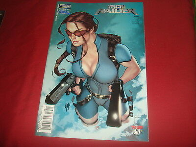 TOMB RAIDER #33  Adam Hughes cover Image Comics (1999-2005)  NM