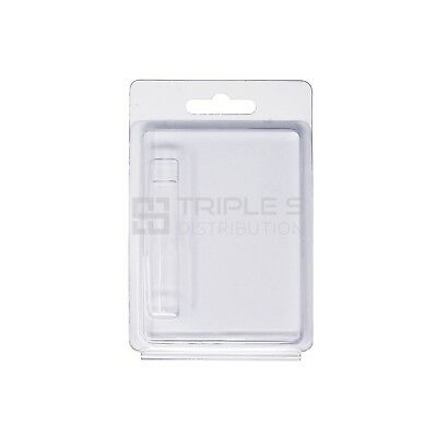 Clamshell Blister Packaging for Cartridge 25 Pack - Packaging Only