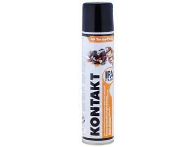 IPA-300ML Isopropyl alcohol colourless cleaning spray 300ml metal can