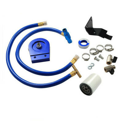 Diesel Coolant Filtration System Filter Kit 2003-2007 Ford Powerstroke 6.0L F E