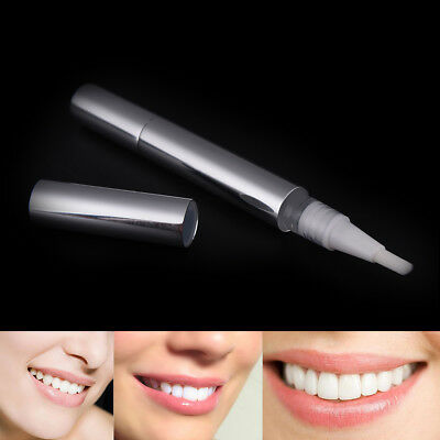 2ml Silver Teeth Whitening Gel Pen Tooth Whitener Bleach PH Neutral High Quality