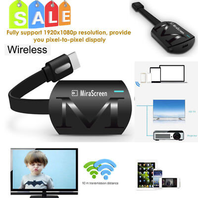 For Miracast Chromecast 2 Digital HDMI Media Video Streamer 3nd Generation 2018