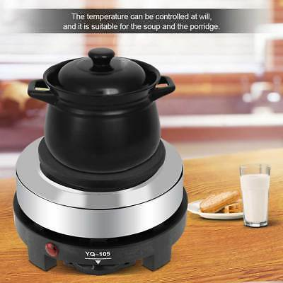 500W 220V Electric Mini Stove Hot Plate Multifunction Home Cooking Coffee Heater