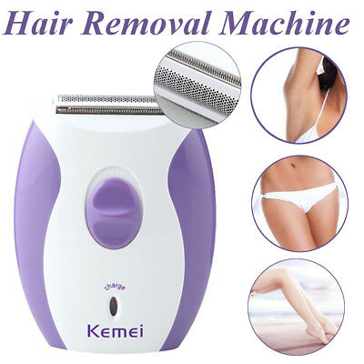 Electric Rechargeable Hair Remover Tweezer Trimmer Epilator Women Body Shaver
