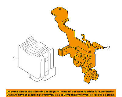 Tremendous Nissan Oem 15 18 Murano 3 5L V6 Cruise Control System Mount Bracket Wiring Cloud Hisonuggs Outletorg