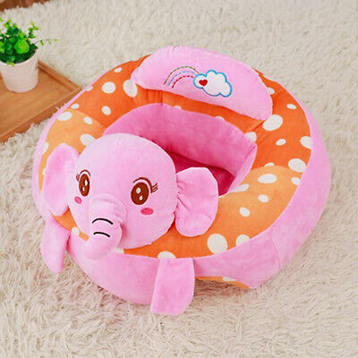 Baby Kids Cotton Support Seat Soft Chair Cushion Sofa Plush Pillow