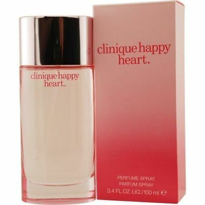 Happy Heart by Clinique 3.4 oz Perfume for Women New