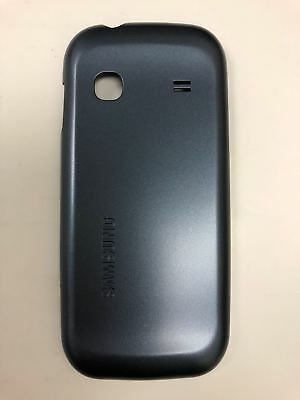 NEW Samsung T379 Gravity TXT Back Battery Cover - BLUE