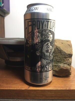 Heady Topper The Alchemist Can
