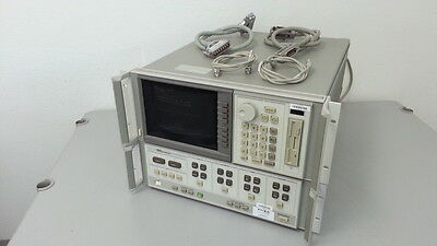 Keysight/Agilent 8510C Network Analyzer, 45 MHz - 110 GHz Option: 010
