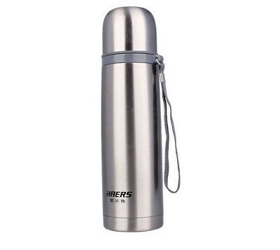 500ml Stainless Steel Thermos 12-24 Hours Double Layer Vacuum Water Bottle