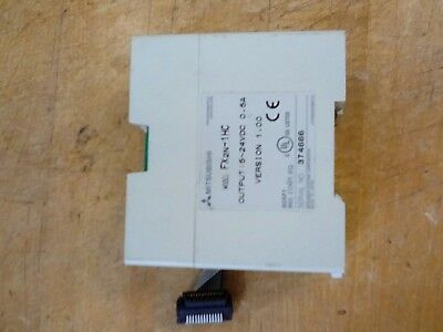 Mitsubishi Fx2N-1Hc Counter Module High Speed 5Amp 5-24Vdc