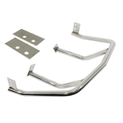 Baja Style Premium FRONT BUMPER Stainless Steel Dunebuggy VW