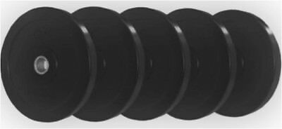 Olympic Bumper Plates set (5, 10, 15, 20 & 25kg Pair)