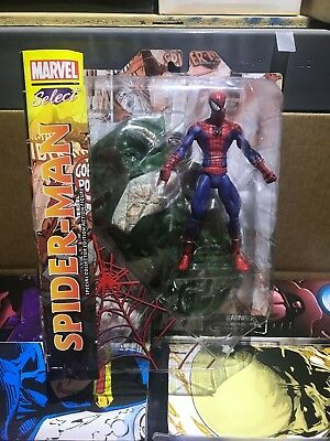 MARVEL SELECT Action Figure Mint In Damaged PKG Wolverine DeadPool Abomination
