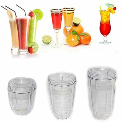 18/24/32oz Magic Juicer Cup Mug Clear Replacement For NutriBullet Nutri Bullet C