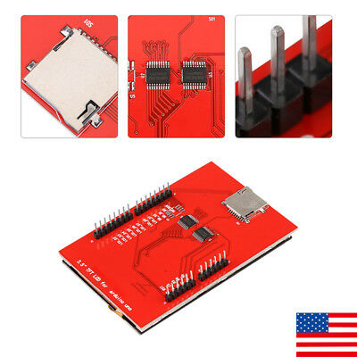 "3.5"" inch TFT LCD touch-screen Module 480 x320 For arduino uno mega2560 board US"