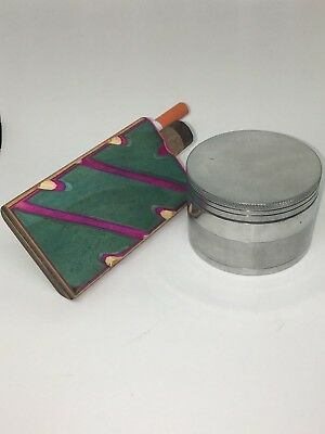 Dugout And Grinder Combo Set
