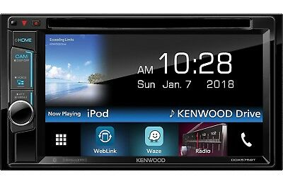 Kenwood DDX575BT 2 DIN DVD/CD Player Android iPhone Pandora Bluetooth WebLink