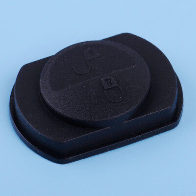 Replacement 2 button rubber pad for Mitsubishi Colt Warrior remote key fob