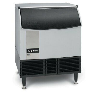 Ice-O-Matic Undercounter Ice Machine with Castors 136kg Output ICEU305 BARGAIN