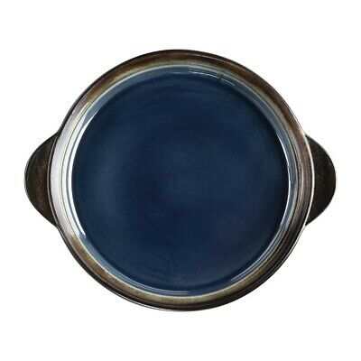 Olympia Nomi Round Tray Blue 190mm (Pack of 6) BARGAIN