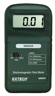 Extech 480823 Electromagnetic Field and Extremely Low Frequency Meter