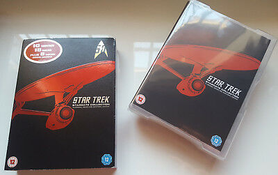 """STAR TREK - STARDATE COLLECTION"" 12 DVDs BOX SET NEW & SEALED / SHATNER - NIMOI"