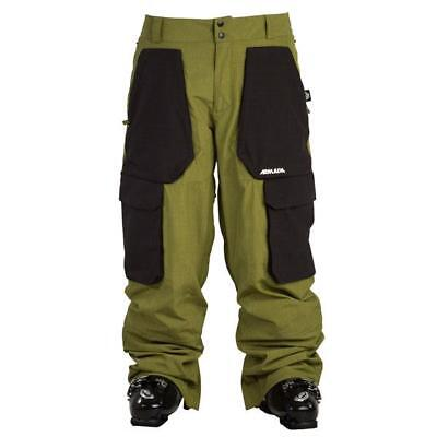 Armada Harlaut Insulated Pant Cedar Large